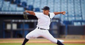 Yankees' prospect Justus Sheffield to get head start on Spring Training