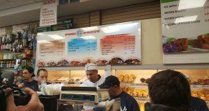 New York Yankees: Gary Sanchez prepares sandwiches at deli near Yankee Stadium (Photo)
