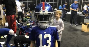 A different Odell Beckham Jr. is the talk of the town at the Pro Bowl