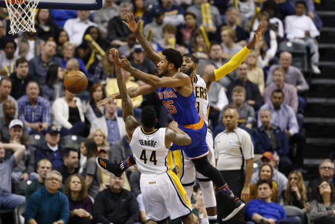 New York Knicks Injury Report: Derrick Rose (ankle) out Tuesday, likely out Wednesday too
