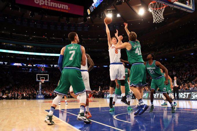 New York Knicks vs. Dallas Mavericks: Kristaps Porzingis and Dirk Nowitzki are both struggling