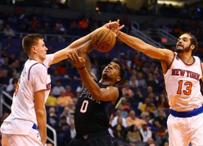 Knicks Injury Report: Porzingis (sore Achilles) out, Noah (sore shoulder) to play