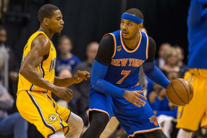 New York Knicks: Who's going to want Carmelo Anthony now?