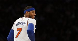 New York Knicks: It's time for Carmelo Anthony to leave