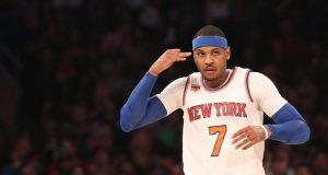 New York Knicks, Los Angeles Clippers seeking third-team for Carmelo Anthony trade (Report)