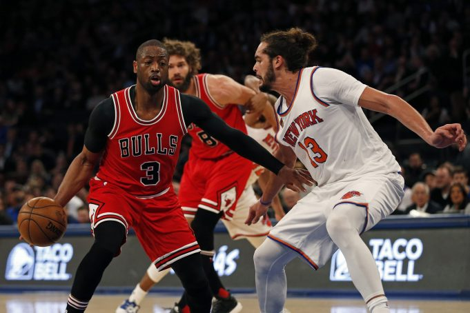 New York Knicks' Joakim Noah: 'I feel like there's another level that I want to get to'