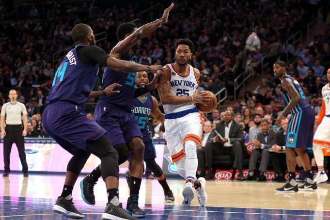 New York Knicks: Assessing Derrick Rose's trade value 3