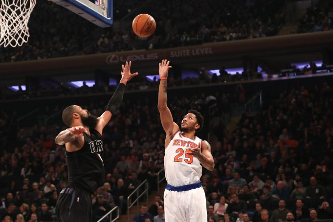 New York Knicks experience more of the same in loss to Phoenix Suns (Highlights)