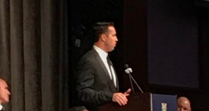 New York Yankees: Headley, Teixeira and Betances receive awards at BBWAA dinner