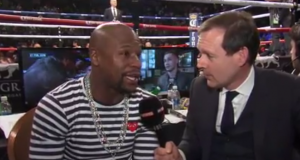 Conor McGregor and Floyd Mayweather both agree a fight is possible (Video)