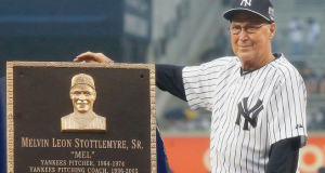 New York Yankees: Mel Stottlemyre in much better condition after recent health scare