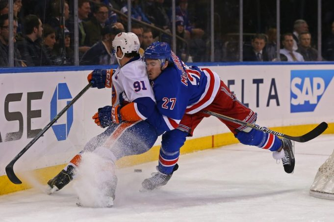 John Tavares, Ryan McDonagh and Taylor Hall are New York's NHL All-Stars