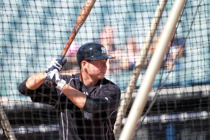 ESNY's New York Yankees prospect profile: Kyle Higashioka
