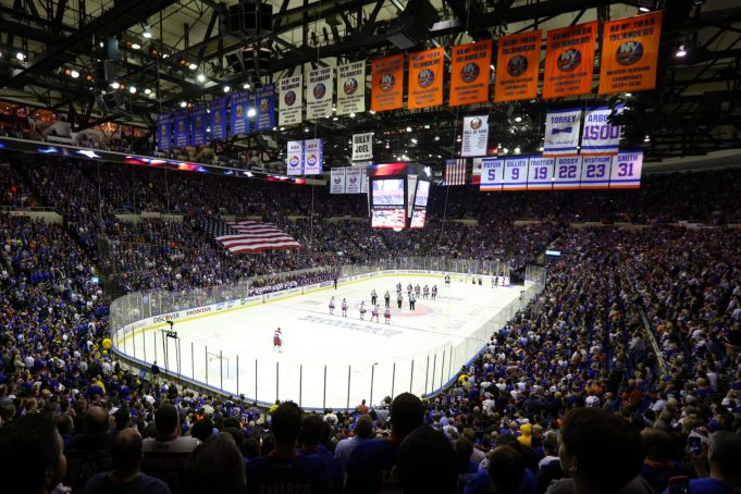 New York Islanders officially exploring options outside Brooklyn