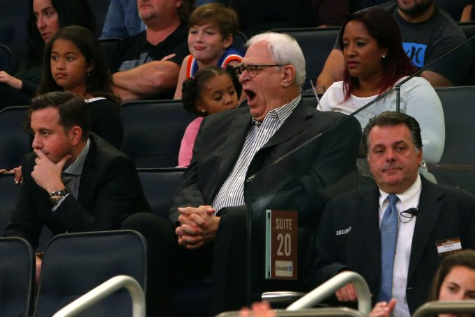 What Phil Jackson should be doing to save the New York Knicks