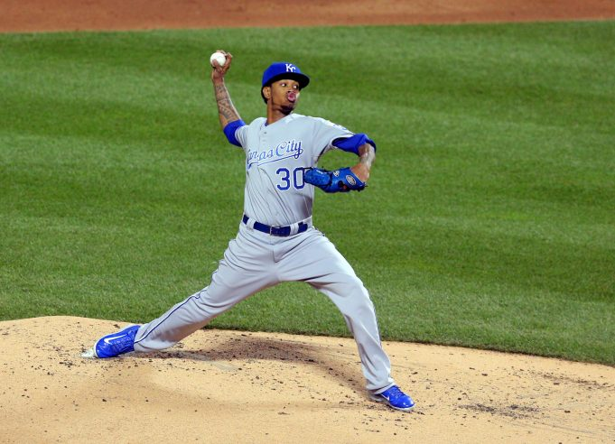 Yordano Ventura and Andy Marte killed in tragic car accidents