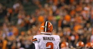 Should the New York Jets take a chance on Johnny Football?