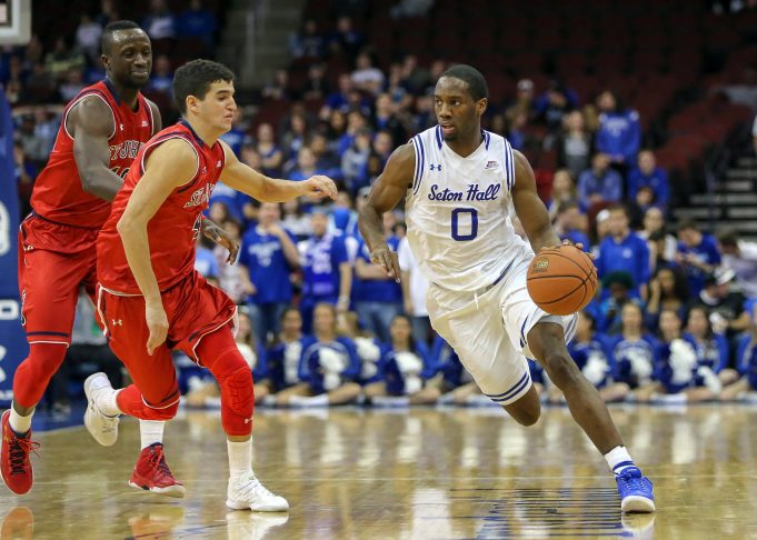 St. John's takes on Seton Hall in Big East clash