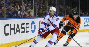 In Philly, the New York Rangers can turn momentum quickly against Flyers 1