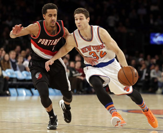 Former New York Knicks guard Jimmer Fredette is now a star in China