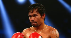 Manny Pacquiao says he's willing to take on Conor McGregor