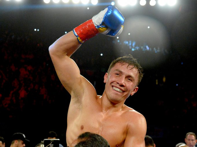 Gennady Golovkin vs. Daniel Jacobs will be bombs away at MSG 2