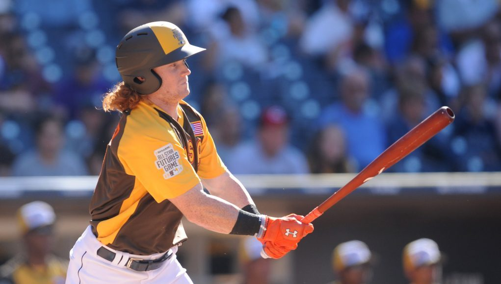 Mets' ace Noah Syndergaard jabs at New York Yankees prospect Clint Frazier