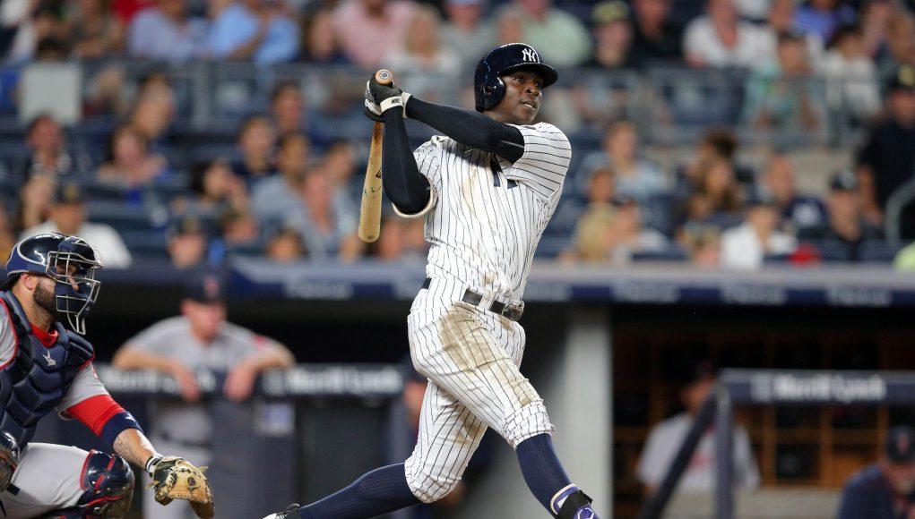 New York Yankees: Didi Gregorius working to repeat his 2016 performance