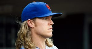 New York Mets starter Noah Syndergaard's case for 2017 NL Cy Young 1