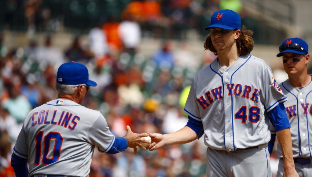 New York Mets: How management should handle the rotation in 2017 5
