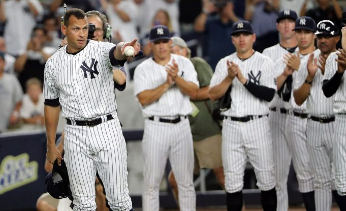 Alex Rodriguez is right where he needs to be with the New York Yankees 2