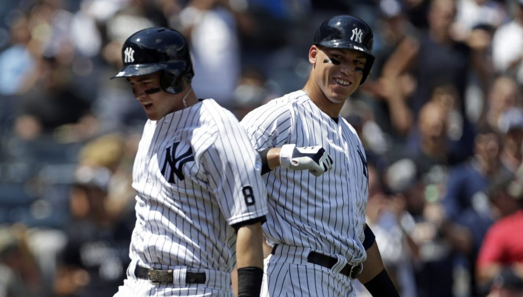 New York Yankees: Right field should see some changes this spring 1