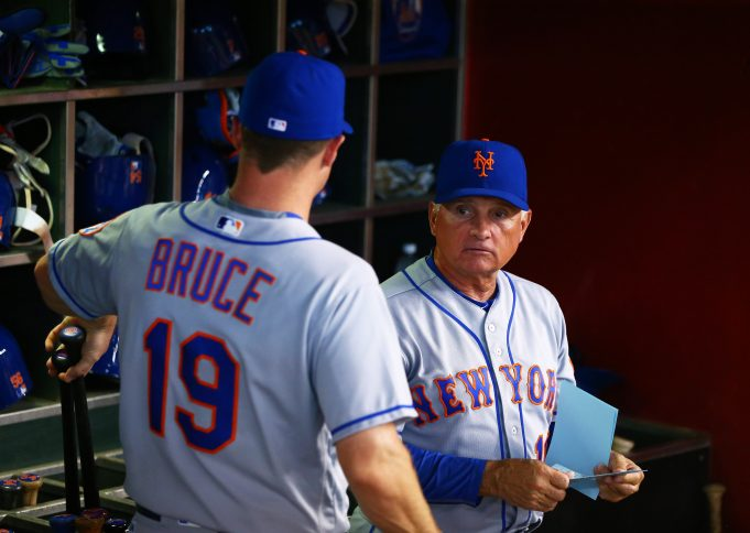 For the New York Mets, keeping Jay Bruce isn't the worst thing