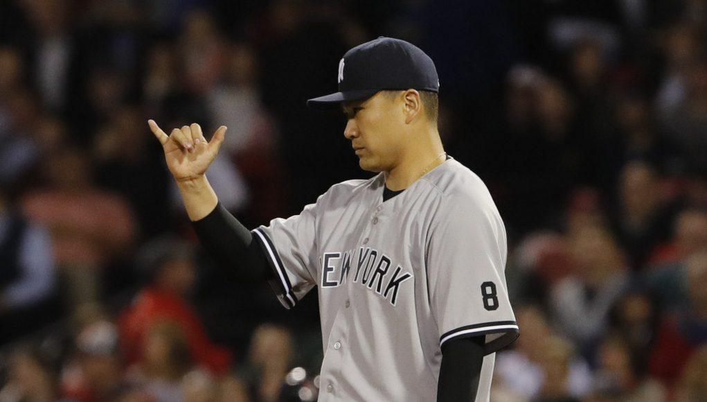 Yankees should handle Masahiro Tanaka's contract with a familiar style