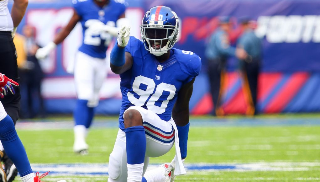 Will the New York Giants be down with JPP in 2017? 2