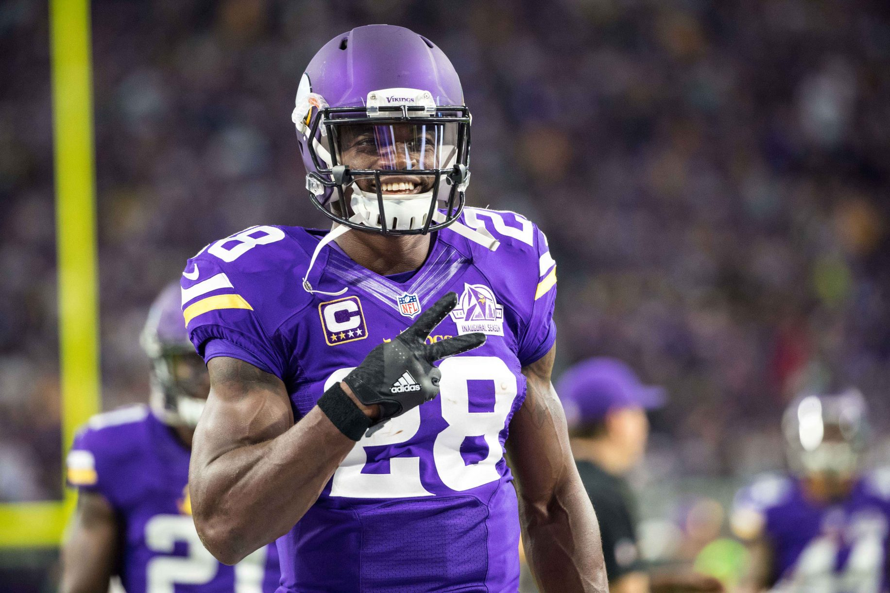 Stop the silliness: The New York Giants aren't signing Adrian Peterson 2