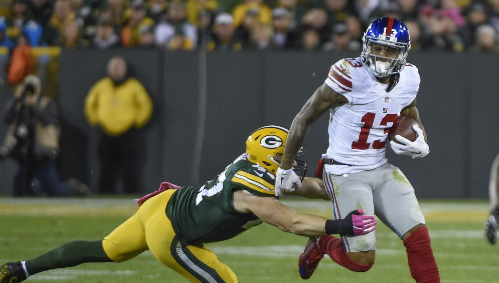 The New York Giants, Green Bay Packers matchup mixes fate with momentum