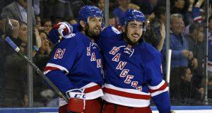 New York Rangers positivity: Rick Nash, Mika Zibanejad, Pavel Buchnevich all in tow 1