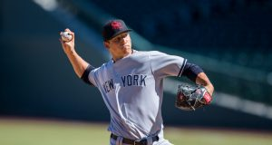 The New York Yankees relying heavily on prospects would be a mistake 1