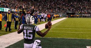 New York Jets: Top Five reasons why Brandon Marshall won't be back next season