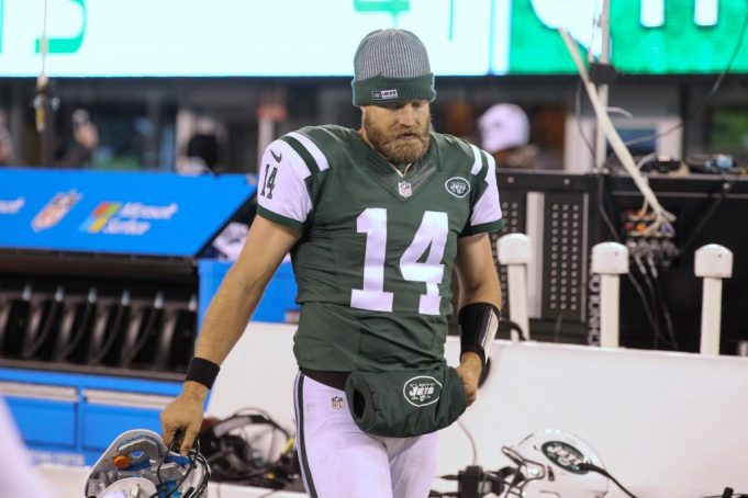 Knowing the New York Jets, they'll probably beat the Buffalo Bills