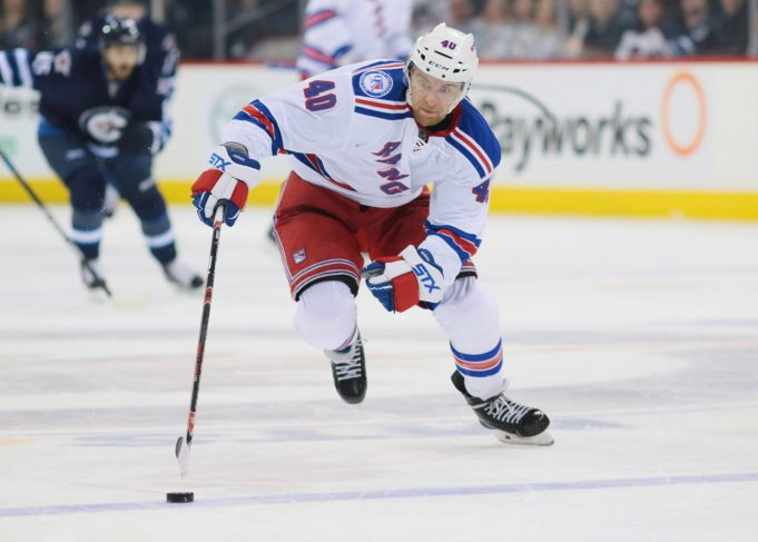 New York Rangers roulette: Which player will be lost in the expansion draft?