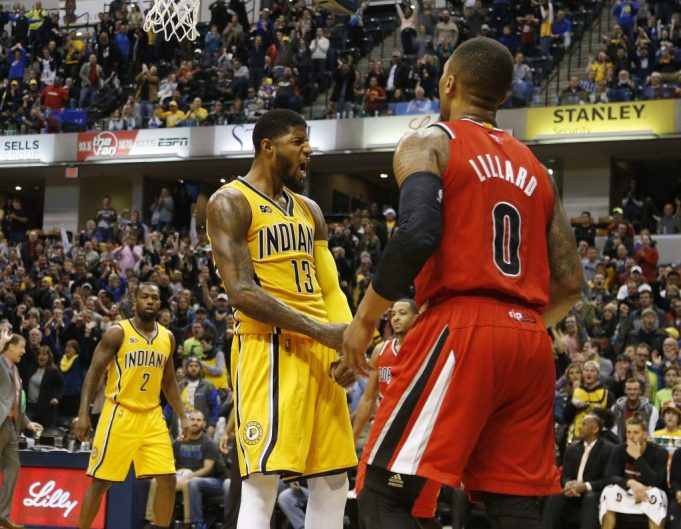 Paul George: PG13's new signature shoe should be rated R