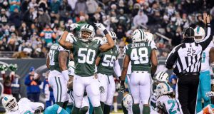 New York Jets' Darron Lee calls out all who work at Chipotle