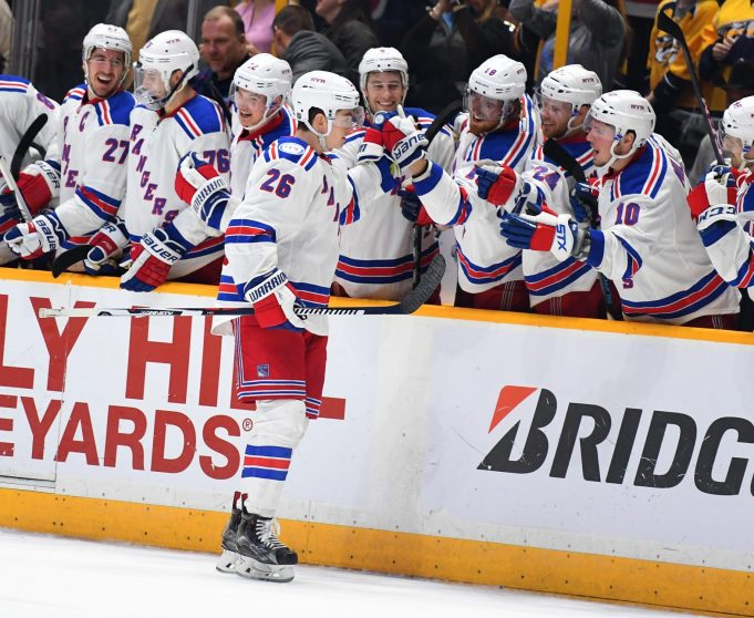 Take a breather: Which New York Rangers are most, least thankful for NHL All-Star Break?