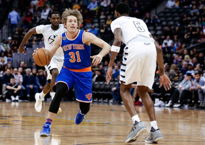 Unlikely hero leads the New York Knicks to victory 2