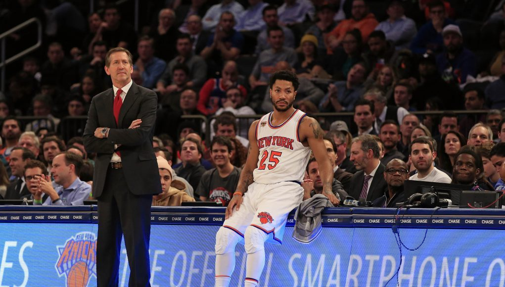 Concerning Derrick Rose and the New York Knicks: Character counts