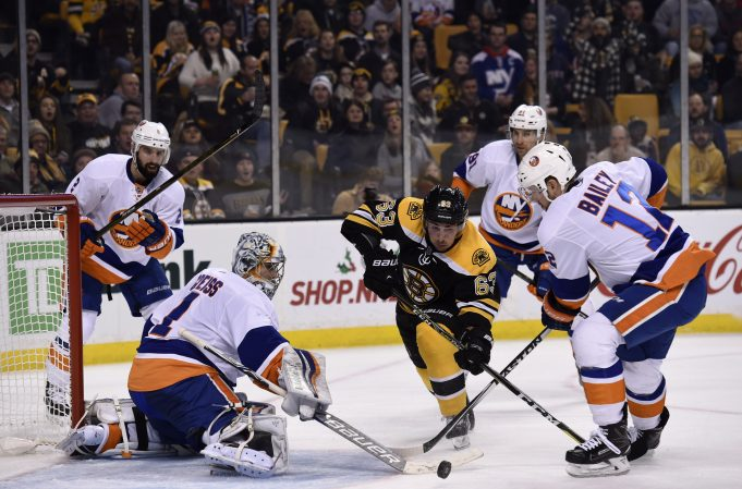 New York Islanders work around injures to face Boston Bruins