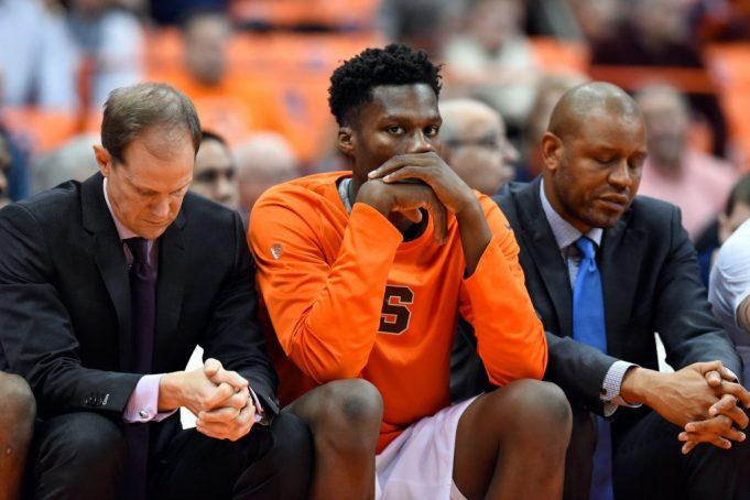 What's eating the Syracuse Orange? 3