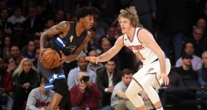 New York Knicks: Welcome to the Ron Baker experience